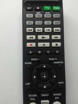 Control Universal Sony RM-VLZ620 para 8 dispositivos Funcion Aprendizaje Programacion de Escenarios Nuevo Oferta