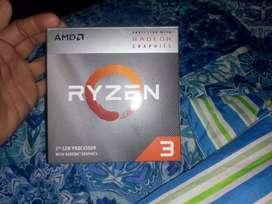 AMD Ryzen 3 3200g combo