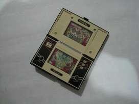 Consola Portatil Nintendo Game Watch Pinball Retro Ok Funciona 1983