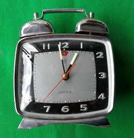 Reloj Despertador Antiguo sin martillo