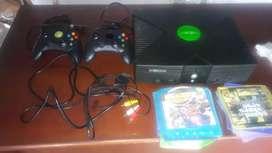 Se vende un Xbox en muy buen estado