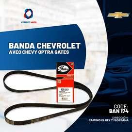 BANDA CHEVROLET AVEO CHEVY 1.5/1.6 OPTRA GATES