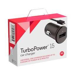 Potencia Turbo 15w cargador