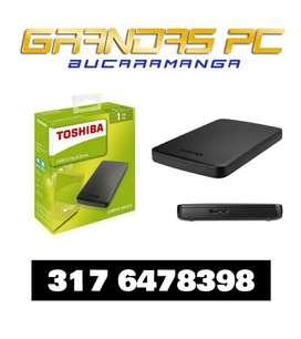DISCO DURO EXTERNO TOSHIBA 1TB 3.0