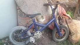 Bicicleta para armar