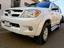 Toyota Hilux 2008 4x4 Versión Full