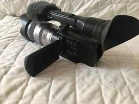 Sony Profesional Nex Vg10