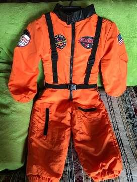 Disfraz de Astronauta Talla 5-6