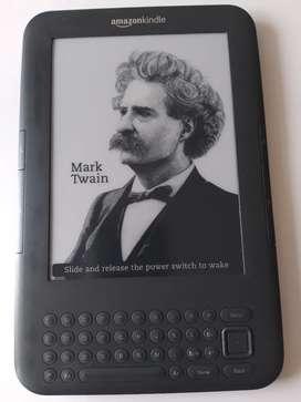 Kindle 3 generación año 2010