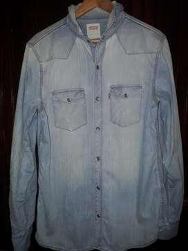 Camisa de Jean Levi's Talle L