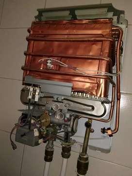 Reparación técnica de instalaciones de gas