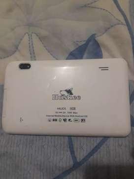 Se vende tablet Huskee helios 8GB.
