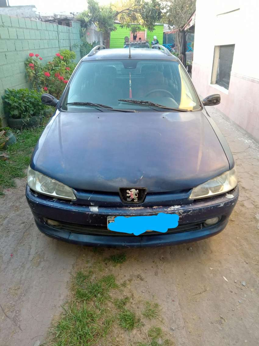 Peugeot 306 2006 Nafta
