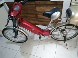 Cicla Eléctrica de 250w vempermuto