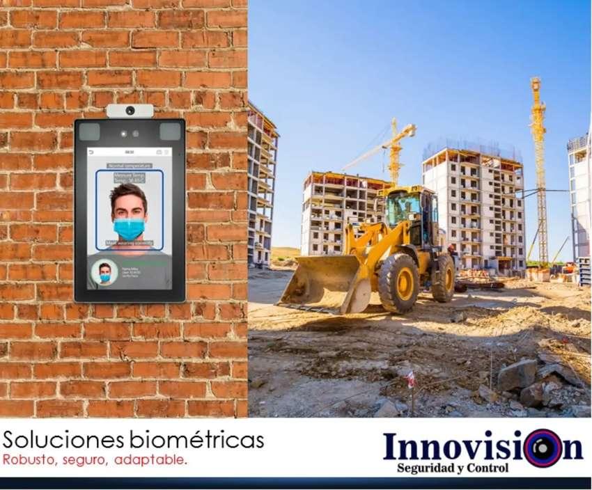 Biométricos accesos tiempo y asistencia 0