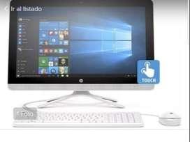 Se vende computadora all in one 22-b211la nueva en su caja