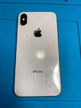 Iphone x 64 gb color blanco libre
