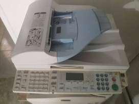 Venta de fotocopiadora ricoh