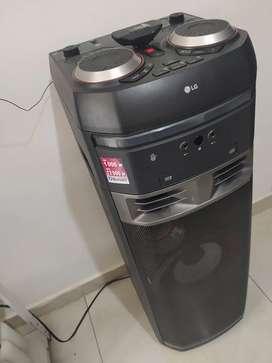 Minicomponente LG OK 75 1000W