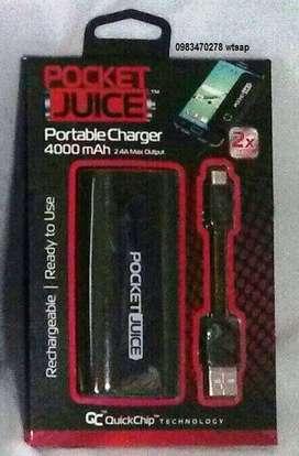 Banco de bateria portable para celular