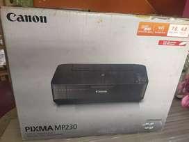 Impresora Multifuncional Canon como nueva,