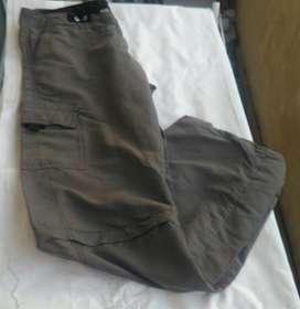 Pantalón Dama Largo convertible en corto