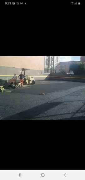 Pavimentos, asfaltos y excavaciones AB