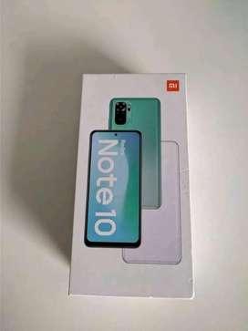 Vendo Xiaomi redmi note 10 y xiaomi mi A3