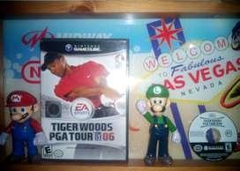 Retrobite GameCube Tiger Woods Pga Tours 06 Nintendo