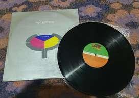Yes vinilo