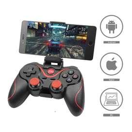 Control Gamepad Inalámbrico X3 Android Joystick Controlador De Juego