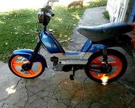 Vendo Ciclomotor Zanella Sol