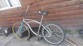 Rueda para bici de tres ruedas