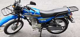 Se vende moto marca nexus motor 200 Chacarera