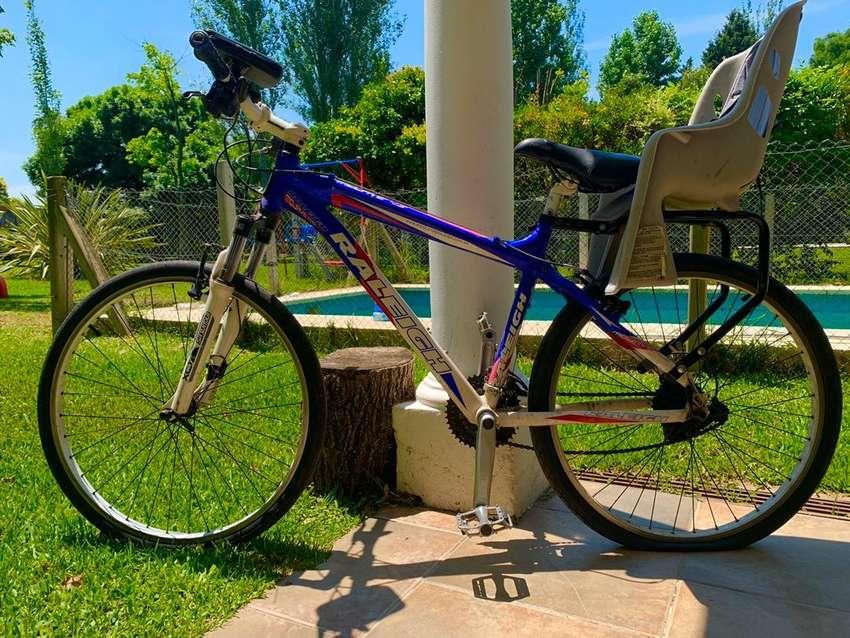 Raleigh Mojave 4.5 Rodado 26 Bicicleta Mountain Bike Mtb 0