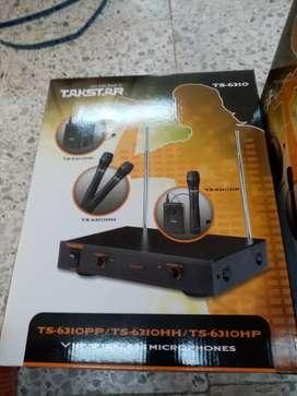 Micrófono takstar