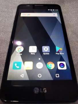 Vendo celular liberado LG K8