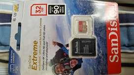 Micro Sd Hc Uhsi 32gb Extreme Sandisk