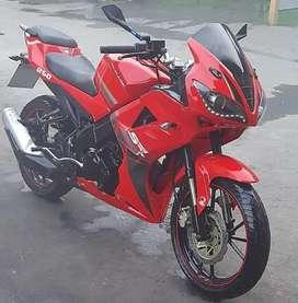 Se vende moto Dukare en buen estado
