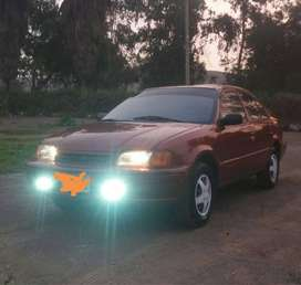 Toyota tercel 1998 a 4,200 dolares a tratar