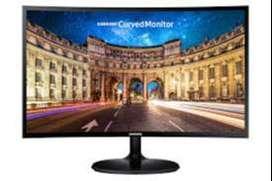 "Oferta Monitor Samsung CURVO 24""  LC24f390"