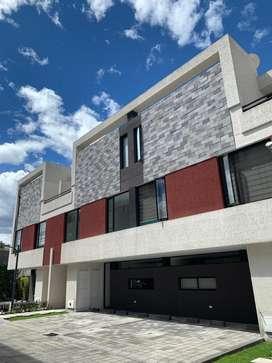Venta Hermosa casa por estrenar en Cumbaya