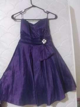 Vestido de 15 y decoración numero 15