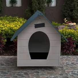Casa de exteriores para perro