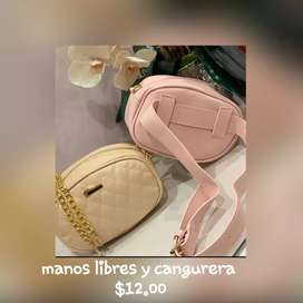 Backpack y manos libres