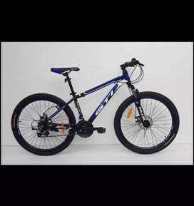 Bicicletas GTI