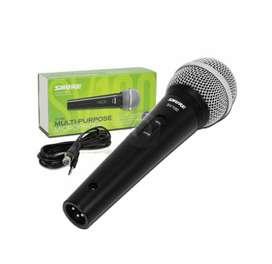 Microfono Shure Nuevo Todo Original