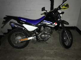 Drx 200 Modificada - Como Nueva