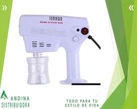 Termonebulizador Fumigadora Desinfección Virus Bacterias