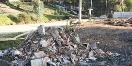 Recibo Relleno o Escombros Gratis
